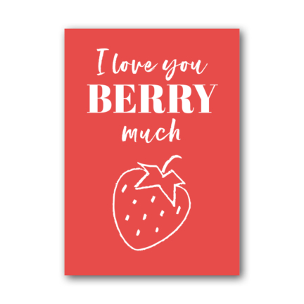 BERRY MUCH – NUKAART