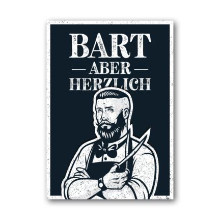 BART ABER HERZLICH – NUKAART