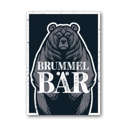 BRUMMEL BÄR – NUKAART